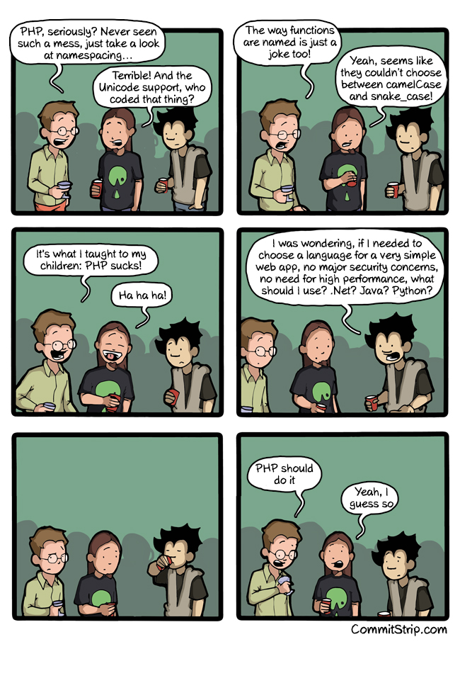 [Immagine: commitstrip-the-right-tool-for-the-job.jpg]